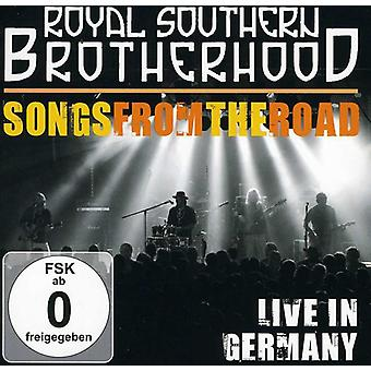 Royal Southern Brotherhood - Songs From the Road [CD] USA import