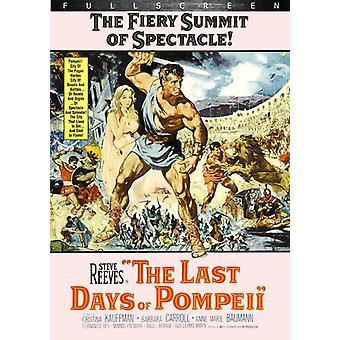 Últimos días de Pompeya (59) [DVD] los E.e.u.u. la importación