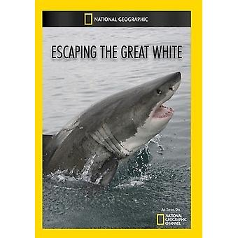 Escaping the Great White [DVD] USA import