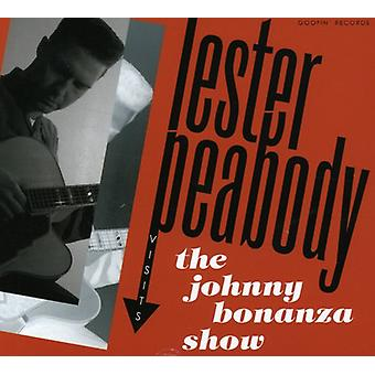 Lester Peabody - Lester Peabody Visits the Johnny Bonanza Show [CD] USA import