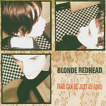 Blonde Redhead - Fake Can Be proprio come importare buona [CD] USA