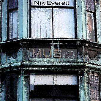 Nik Everett - Music [CD] USA import