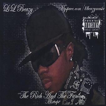 Lil Beazy - rige & berømte [CD] USA Importer