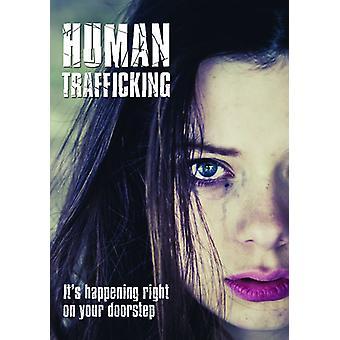 Menneskelige menneskehandel [DVD] USA importerer