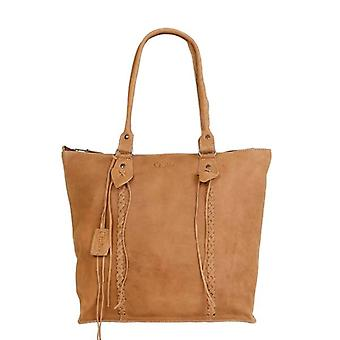 Chabo Indian Shopper Beige