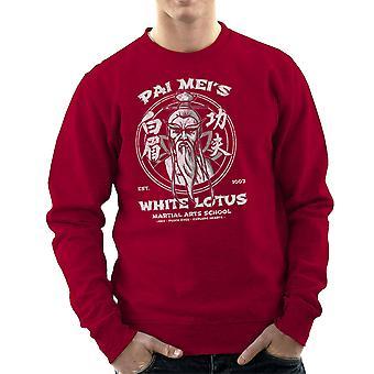 Pai Meis White Lotus Kill Bill Men's Sweatshirt