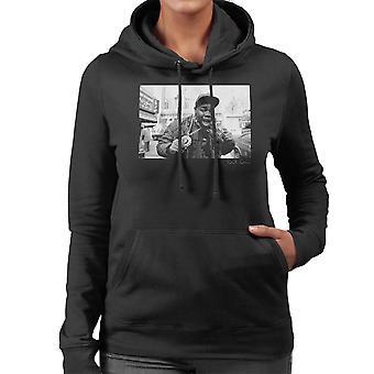 Biz Markie nur ein Freund Frauen das Sweatshirt mit Kapuze