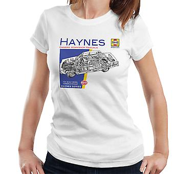 Haynes Owners Workshop Manual 0034 Rover 2200 Women's T-Shirt