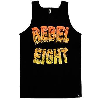 Rebel8 Goo Tank Top Black