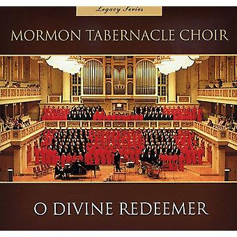 Mormon Tabernakel kor - arven-serien: O guddommelig forløser [CD] USA import