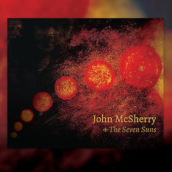 John McSherry - syv Sole [CD] USA import