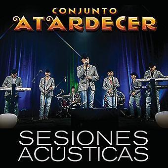 Conjunto Atardecer - Sesiones Acusticas [CD] USA importerer