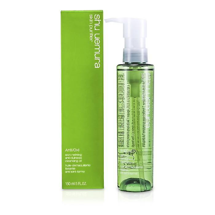 Shu Uemura Anti/Oxi huid raffinering van anti-saaiheid zuivering olie - 150 ml/5 oz