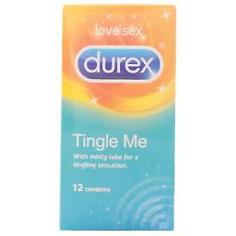 Durex Tingle Me 12 Uds (Hygiene and health , Sexual health , Condoms)