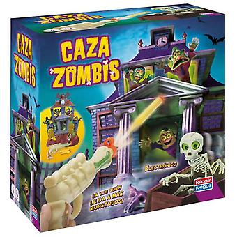 Falomir Hunt zombies (Toys , Boardgames , Skills)
