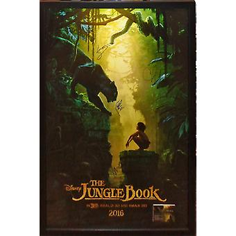 The Jungle Book - Signed Movie Poster