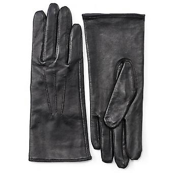 Pittards Three Point Nappa Leather Gloves - Black