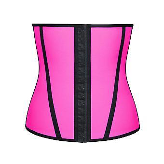 Esbelt ES062 kvinners rosa firma/Medium kontroll slanking forme livet Cincher