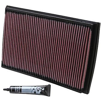 K&N 33-2176 High Performance Replacement Air Filter