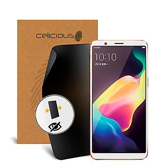 Celicious Privacy OPPO R11s Plus 2-Way Visual Black Out Screen Protector