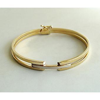 Christian Golden slave bracelet