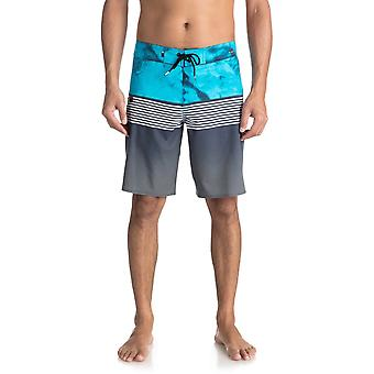 Quiksilver Highline Lava Division 19 inch Mid Length Boardshorts