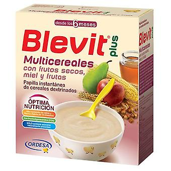Blevit Multigrain Honey Dried Fruits and Fruits Plus (Childhood , Food , Cereals)