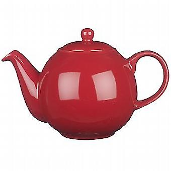 London Pottery Tea Pot 2 Cup Red 17220160
