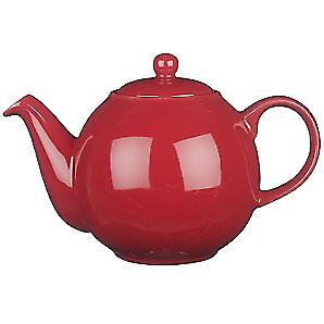 London Pottery Tea Pot 4 cup Red 17232160