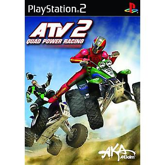 ATV Quad Power Racing 2 (PS2)