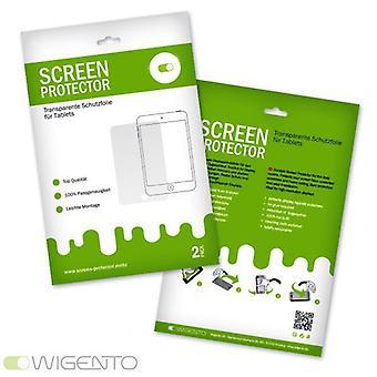 2x Displayschutzfolie für Samsung Galaxy Tab E 9.6 SM T560 T561 + Tuch