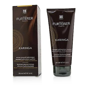 Rene Furterer Karinga Texture Specific Ritual Ultimate Hydrating Mask (Frizzy, Curly or Straightened Hair) 200ml/6.8oz