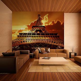 Tapete - Wahrzeichen von Paris
