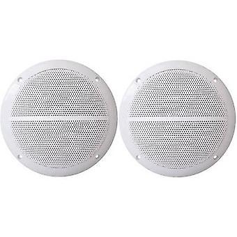 Flush mount speaker Kenford 50 W 8 Ω White