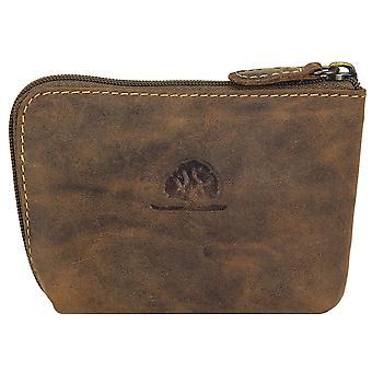 Greenburry vintage leather key case key case 1795-25