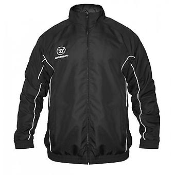 Warrior Track Jacket W2 Black Junior