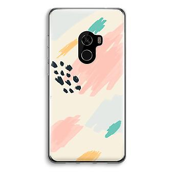 Xiaomi Mi Mix 2 Transparent Case (Soft) - Sunday Chillings