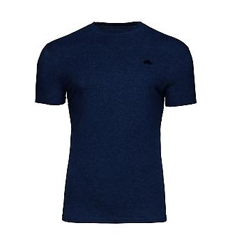 Signature T-Shirt-marine