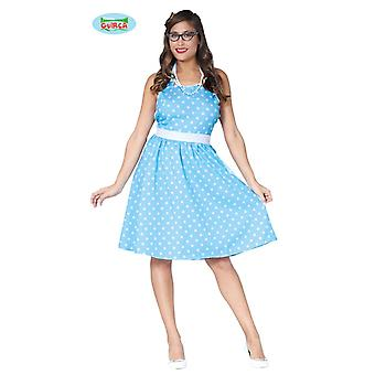Pettycoat rock roll dress Womens costume one size