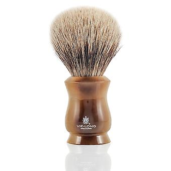 Vie-Long Mix 14835 Badger e crine di cavallo pennello da barba