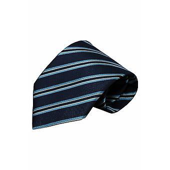 Blue tie Zibello 01