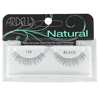Ardell Natural False Eyelashes No. 110 Black