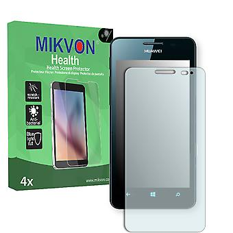 Huawei Ascend W2 Screen Protector - Mikvon Health (Retail Package with accessories)