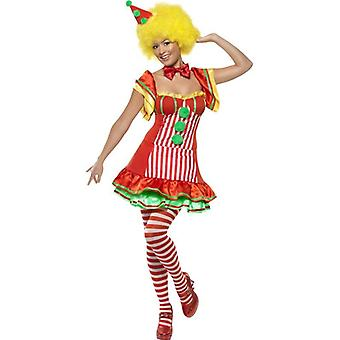 Boo Boo The Clown, UK Dress 12-14