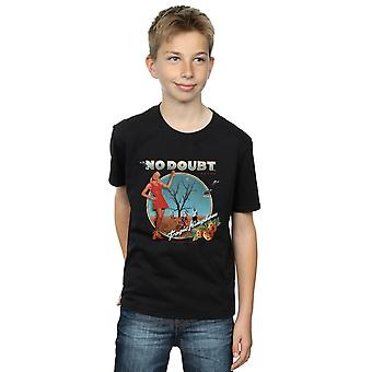 No Doubt Boys Tragic Kingdom T-Shirt