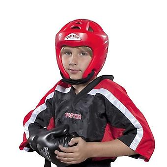 Top 10 oczek Kickboxing kurtka czarno czerwony