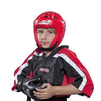 Top Ten Mesh Kickboxing Jacket Black/Red