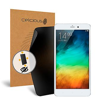 Celicious Privacy Plus 4-Way Anti-Spy Filter Screen Protector Film Compatible with Xiaomi Mi Note