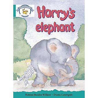 Animal World - Harry's Elephant - Stage 6 (Literacy edition) by Robina