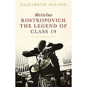 Mstislav Rostropovich - Cellist - Teacher - Legend - The Legend of Clas